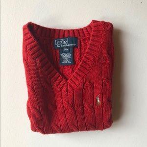 Ralph Lauren knitted Vests